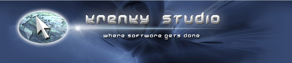 Krenky Studio :: Freelance web developer London